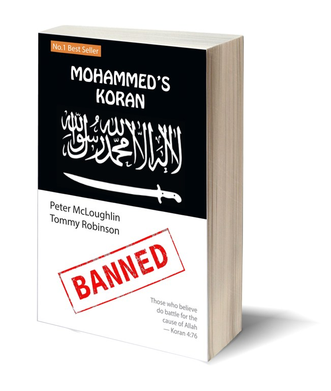 Mohammed's Koran - Buy the book banned by Amazon — Why